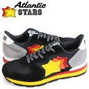 【最大2000円OFFクーポン】 アトランティックスターズ Atlantic STARS アンタレス スニーカー メンズ ANTARES ブラック NCB-89B
