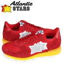 ショッピングcm アトランティックスターズ Atlantic STARS アンタレス スニーカー メンズ ANTARES レッド RRR-15GS