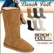 ビーチフィート BEACH FEET ムートンブーツ クラシック ハイ CLASSIC HI SUPER DRI 7323 レディース あす楽 (SS30)