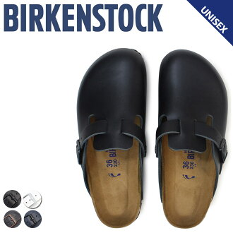 «Pre-order items» «5 / 22 time stock» Birkenstock BIRKENSTOCK vilken ladies Boston Sandals BOSTON SOFT FOOTBED thin width leather clog Sandals 2015 spring summer new 4 color [5 / 22 new stock] [regular] ★ ★
