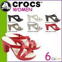 クロックス crocs レディース サンダル サイプラス ヒール WOMENS CYPRUS 4 HEEL 14558 海外正規品 あす楽 [s20]