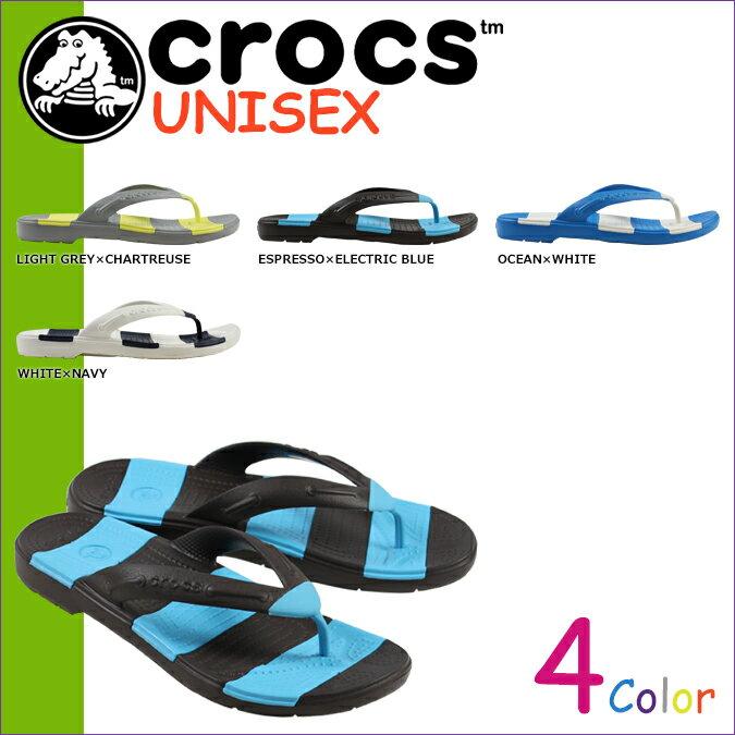 クロックス crocs メンズ レディース サンダル ビーチサンダル ビーサン ビーチライン BEACH LINE FLIP 15335 海外正規品 【S60】【返品不可】