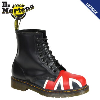 Dr. Martens Dr.Martens UNION JACK 1460 8 hole boots R10950001 841711004 CLASSICS leather mens Womens 8 EYE BOOTS
