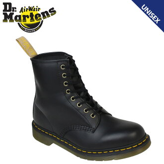 Dr. Martens Dr.Martens 1460 8 hole boots R14045001 VEGAN synthetic leather mens Womens 8 EYE BOOTS