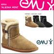 ショッピングGW emu エミュー アルビナ ミニ ムートンブーツ ALBINA MINI W10834 レディース 【GW10】