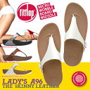 FitFlop サンダル フィットフロップ スキニー THE SKINNY TEXTURED A96 レディース
