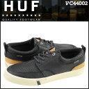 HUF ハフ スニーカー RAMONDETTA PRO VC44002 メンズ 靴 ブラック