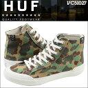 HUF ハフ スニーカー CLASSIC HI VC51027 メンズ 靴 カモ [S50]