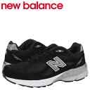 ニューバランス new balance 990 M990 BK3 MADE IN USA スニーカー M990BK3 Dワイズ メンズ 靴 ブラック あす楽