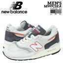 ニューバランス new balance 997 M997 CSEA MADE IN USA スニーカー M997CSEA Dワイズ メンズ 靴 グレー あす楽