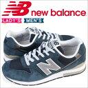 ニューバランス 996 レディース メンズ new balance スニーカー MRL996AN Dワイズ 靴 ネイビー [10/3 再入荷]