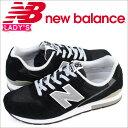 ニューバランス 996 レディース メンズ new balance スニーカー MRL996BL Dワイズ 靴 ブラック