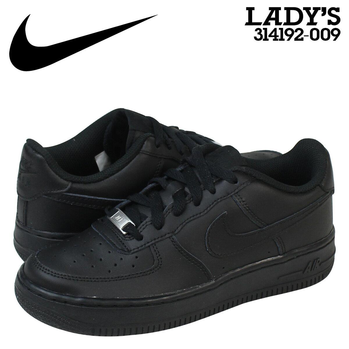 Nike Air Force 1 Low Womens Black