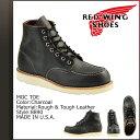 レッドウィング RED WING アイリッシュセッター ブーツ 6INCH CLASSIC MOC 6インチ クラシック モック Dワイズ 8890 レッドウイング メンズ