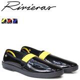 リビエラ スリッポン RIVIERAS メンズ VINYL SMORKING 1447 1448 1449 靴 [2/3 新入荷]