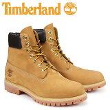 ティンバーランド Timberland 6インチ プレミアム ウォータープルーフブーツ 6inch Premium Waterproof Boot メンズ イエローブーツ 100