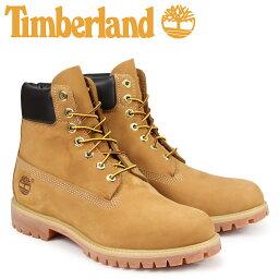 ティンバーランド 6インチ メンズ Timberland ブーツ プレミアム ウォータープルーフ 10061 6INCH PREMIUM WATERPROOF BOOTS [8/10 追加入荷]