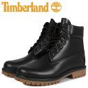 ティンバーランド Timberland ブーツ 6インチ クラシック メンズ ウォータープルーフ 6INCH CLASSIC WATERPROOF BOOT ブラック 黒 A22WK