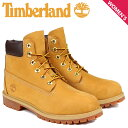 Timberland JUNIOR 6INCH PREMIUM WATERPROOF BOOTS テ...