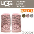 UGG アグ ベビー カシー レオパード ムートンブーツ INFANTS CASSIE LEOPARD 1001781 シープスキン ベビー靴 キッズ あす楽