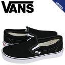VANS ヴァンズ スリッポン スニーカー メンズ レディース バンズ CLASSIC SLIP-ON ブラック 黒 VN000EYEBLK 8/6 追加入荷
