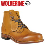 ウルヴァリン 1000マイル ブーツ WOLVERINE ブーツ 1000MILE BOOT Dワイズ W05848 タン ワークブーツ メンズ