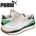 楽天スニークオンラインショッププーマ PUMA スタイル ライダー スニーカー メンズ STYLE RIDER STREAM ON ホワイト 白 37152702