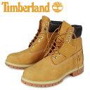 【最大2000円OFFクーポン】 ティンバーランド Timberland ブーツ メンズ MENS 6-INCH PREMIUM WATERPROOF BOOTS 6インチ イエロー 10061