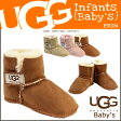 UGG アグ ベビー エリン ムートンブーツ INFANTS ERIN 5202 5205 シープスキン ベビー靴 メンズ あす楽