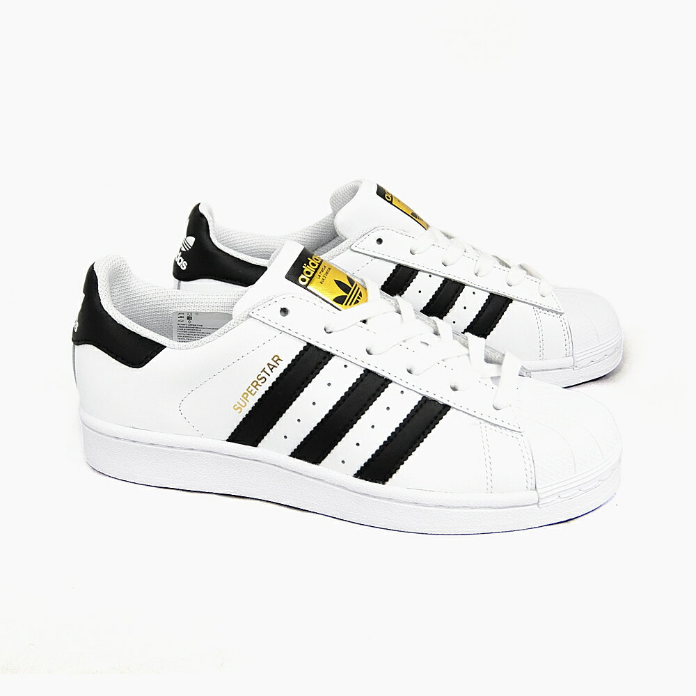 Adidas Superstar White And Black Women