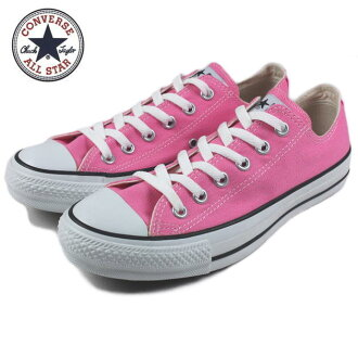 ( converse ) CONVERSE all star OX pink fs3gm