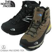 ノースフェイス THE NORTH FACE CRESTON MID GORE-TEX クレストン ミッド ゴアテックス NF51620