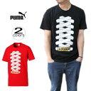 プーマ PUMA ウェア スウェード Tシャツ 576442...