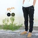 ショッピングロック ロックス ROKX ウェア ライト トレック ジョガー LIGHT TREK JOGGERS RXMF201104 BLACK(ブラック) OLIVE(オリーブ) [WA]【GOOM】