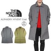THE NORTH FACE ノースフェイス ALPHADRY HYVENT COAT アルファドライ ハイベント コート NP61554