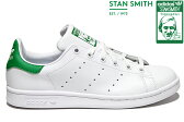adidas Originals STAN SMITH J M20605 WHITE/WHITE/GREENアディダス オリジナルス スタンスミス ジュニア ホワイト グリーン レディース ガールズ スニーカー