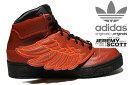 ADIDAS ORIGINALS x Jeremy Scott JS WING BALL RED S77803アディダス オリジナルス ジェレミースコット JS ウイング ボール レッド メンズ レディース スニーカー