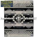 PENDLETON×NIKE N7 BLANKET ZE777-52836ペンドルトン ナイキ コラボ ブラック グレー ブランケット ベッドカバー ソファーカバー