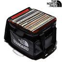 THE NORTH FACE STANDARD BC CRATES 12 NM81870 36Lザ ノース フェイス スタンダード Limited record bag for 12 inch インチ レコード バッグ ブラック ベースキャンプ DJ機材