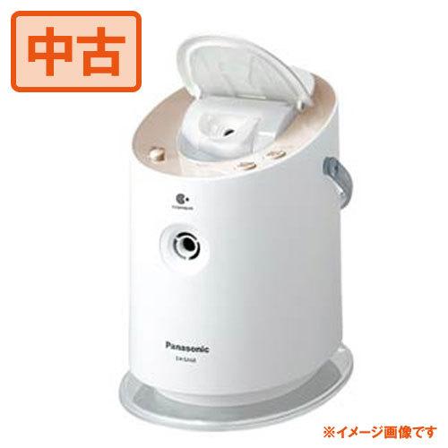 【中古】Panasonicパナソニック スチーマー ナノケア EH-SA60-N ゴールド調