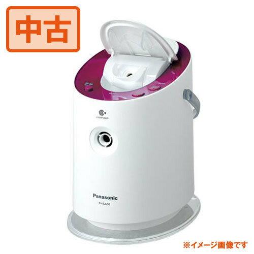 【中古】Panasonicパナソニック スチーマー ナノケア EH-SA60-P ピンク