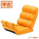 【中古】ミズノmizuno じつは!腹筋くんDX イエローゴールド オレンジ 座椅子型腹筋台【05P