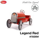 Baghera Pedal Car Legend Red バゲーラ ペダルカー レジェンド レッド
