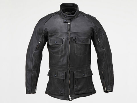 HBR001ロングジャケット BK/LL