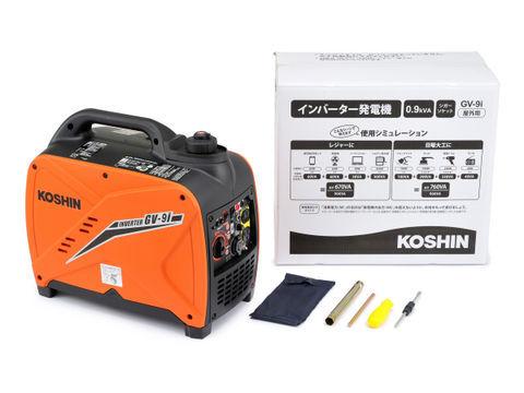 KOSHIN インバーターハツデンキ 900Wの商品画像