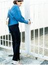 ショッピングOFF [Rakuten Fashion]【SALE/45%OFF】ストレートカラーPT SNIDEL スナイデル パンツ/ジーンズ フルレングス ブラック ブルー ピンク【RBA_E】【送料無料】