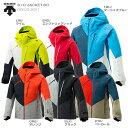 デサント スキーウェア ジャケット DESCENTE 19-20 S.I.O JACKET 60/DWUOJK51 MUJI 2020 旧モデル
