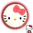 ハローキティ 苺のふんわりクリームケーキ(わらく堂スイートオーケストラ) /キティちゃん ケーキ/母の日 ギフト/いちご/イチゴ/かわいい/誕生日
