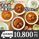 北海道スープカレー20食セット(北国チキンレッグ×5食