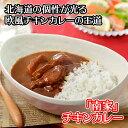 北海道スープカレー4食セット(北国チキンレッグ/...
